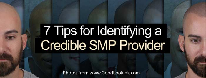 7 Tips for identifying credible Scalp Micropigmentation provider
